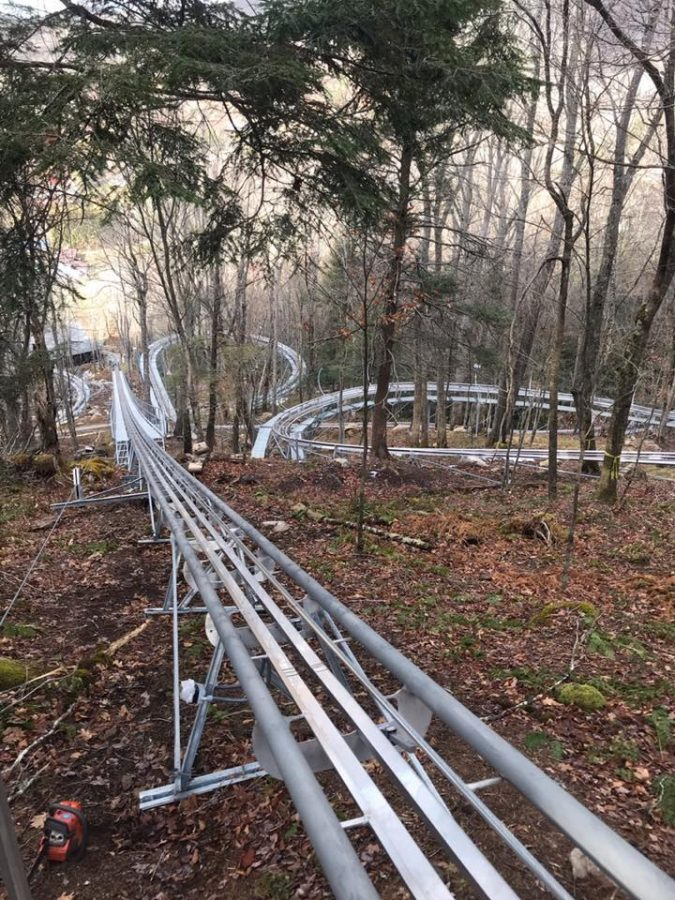 Wilderness Run Alpine Coaster brings a new way to get outside in the High Country