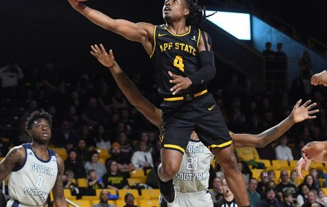 App State defeats Arkansas State 83-80 in overtime thriller