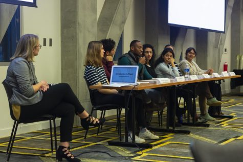 Taste of Dialogue: Cultural ambassador panel discusses international student experiences