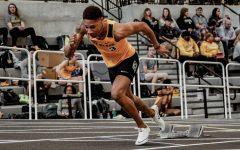 App State sprinter De'Shawn Ballard far from done in 2020
