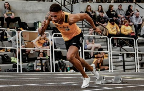 App State sprinter De'Shawn Ballard far from done in 2020