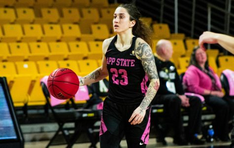 The basketball journey of Ashley Polacek