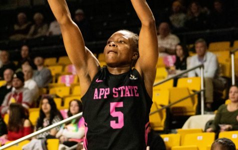 App State women's basketball set for Sun Belt tournament