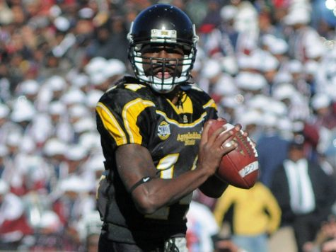 Former App State QB Armanti Edwards signs with the XFL's Dallas Renegades