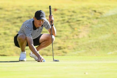 App State men's golf looks to continue success in Spring season