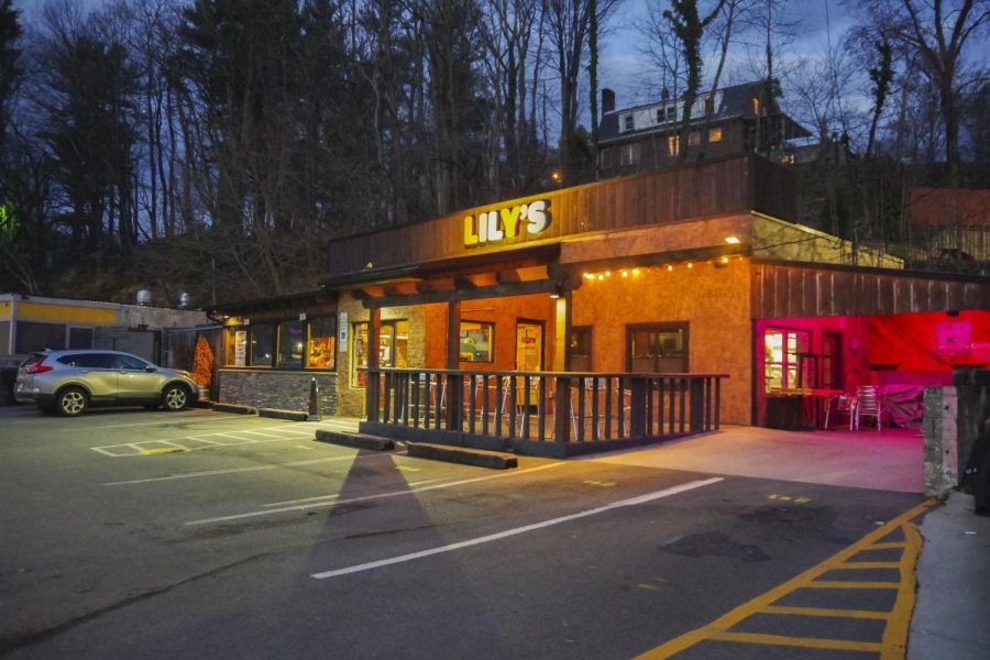 Lily's Snack Bar is one of the many restaurants in Boone feeling the impact of the coronavirus. The owners have had to lay off the staff while people are not allowed to dine in.