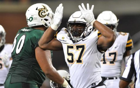 Defensive end Elijah Diarrassouba announced his retirement from football on Tuesday. Diarrassouba finished his App State career with 39 total tackles, six tackles for loss and 2.5 sacks.