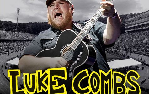 Luke Combs concert rescheduled for May 2021