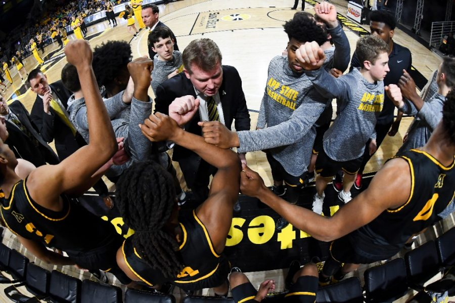 App State men's basketball has added five players in the class of '20 recruiting class.