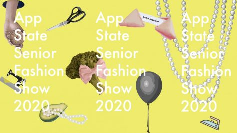 Seniors showcase their work in virtual fashion show