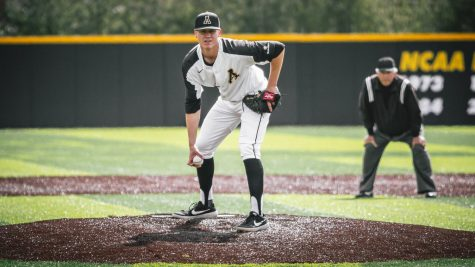 Former App State pitcher Jack Hartman signed with the Pittsburgh Pirates on Monday, June 29. He was drafted 108th overall in the fourth round of this year