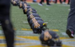 11 people involved with App State football have active COVID-19 cases, the university and AppHealthCare announced Tuesday night.