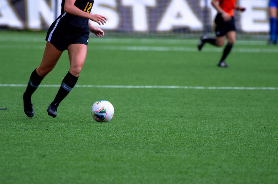 During the beginning of this soccer season, Covid has made the athletic department make some changes, including only letting parents of Seniors come to the games.