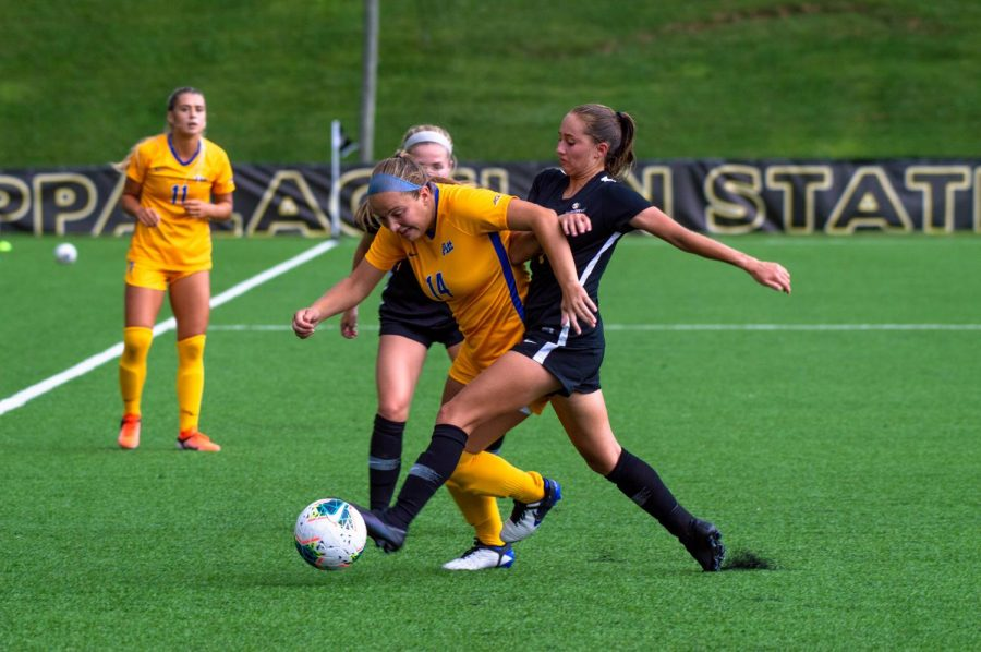 App State lost to Pitt Thursday, September 10, in a 0-4 smack down
