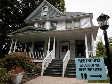 Jones House reopens public restroom access as King Street sees increased visitors on weekends