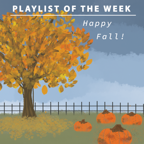 Playlist of the week: Happy fall