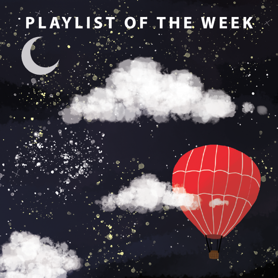Playlist of the week: Stargazing