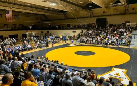 App State announced a 10-person cluster within the wrestling team on Tuesday night. It's App State's second sports team to have a cluster announced after football had one on Aug. 18.