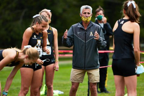 App State cross country knocks off Marshall at Blue Ridge Open