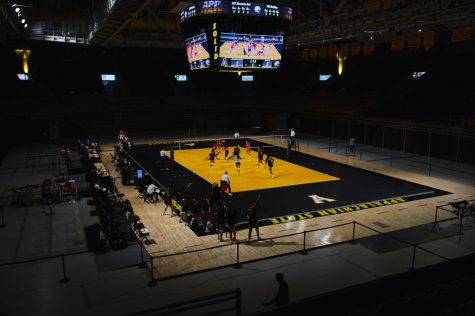 App State volleyball fell to South Alabama in three games to open their season Oct. 9-10. The Mountaineers are back in action Friday and Saturday with a three match series against Georgia State.