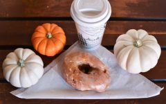 Coffee and a donut at the Local Lion. The High Country offers a wide array of seasonal drinks to enjoy this fall.
