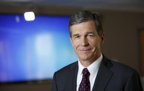 Roy Cooper shares video message with App State voters