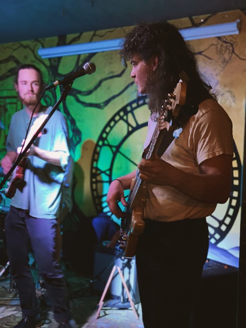 Situational Awareness performing at Tapp Room. In the wake of the pandemic, bars had to decide whether or not to open spaces back up to live music.