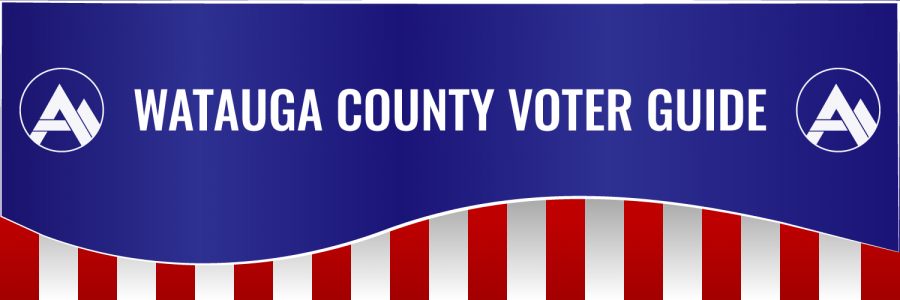 Watauga County Voter Guide