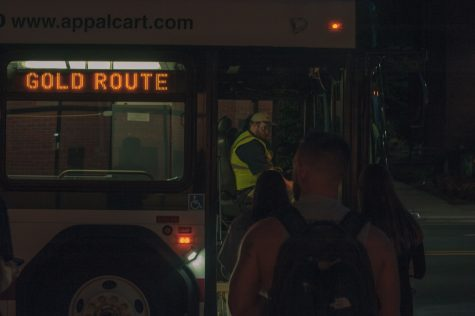 With a decrease in ridership, AppalCart is looking to change its service routes. Some nights have seen as few as 18 total riders for all Night Owl routes combined.