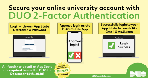PAID CONTENT: Secure Your Online University Account with DUO 2-Factor Authentication