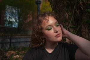 Meet Marvel Maull, App State's newest upcoming makeup artist