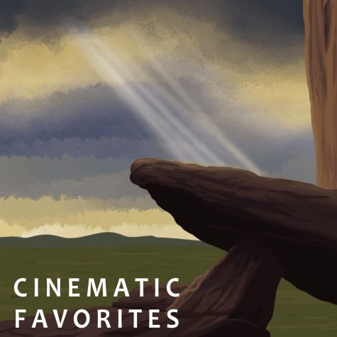 Playlist of the week: Cinematic favorites