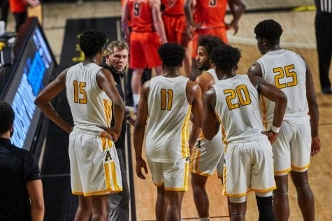 App State men's basketball matchup against St. Andrews canceled