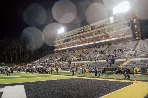 App State falls to Louisiana for first time in 24-21 senior night loss