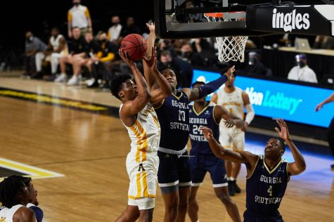 App State men's basketball ranked in College Insider Mid-Major Top 25 poll