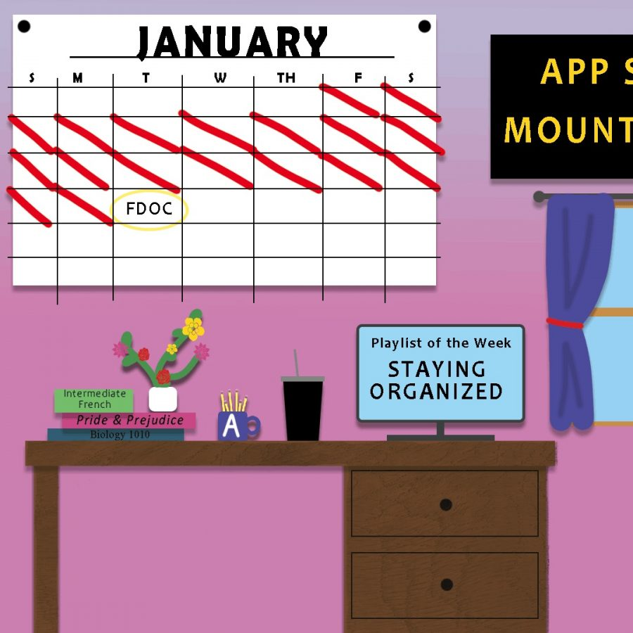 Playlist of the week: Staying organized
