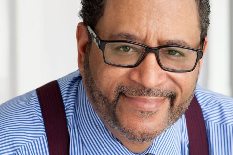 """Make America the best it can be"": Author Michael Eric Dyson speaks at 36th annual Dr. Martin Luther King Jr. Commemoration"