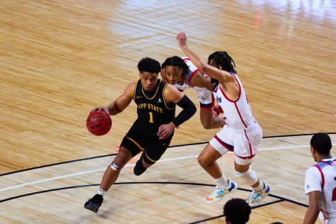 App State men's basketball swept by South Alabama after three-week hiatus