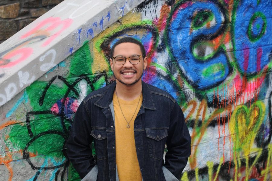 Hudson Miller is the president of Alpha Epsilon Pi. He is also a SOUL leader and a member of the Chancellor's Student Advisory Board for Diversity Recruitment and Retention on campus.
