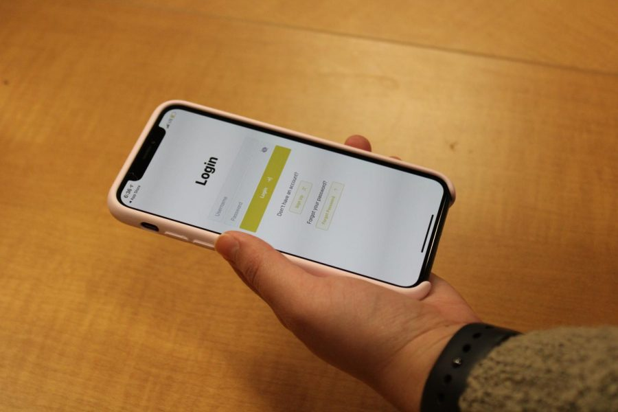 Students Ian Murphy and Banks Nussman created the Ride Beep app to provide students and residents alike affordable rides around Boone. Users are met with a login screen and can use their university email to confirm they are a student.