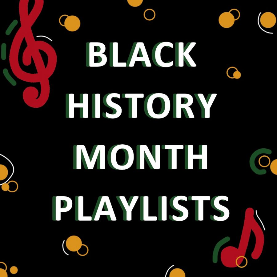 Playlist of the week: Black History Month