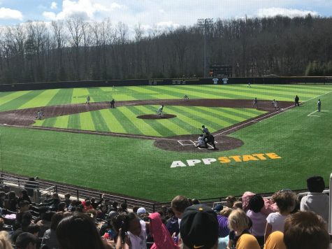 "After its 2020 season was cut short right before they started Sun Belt play, the App State baseball team is ready to get back out there. ""It means a lot to kind of do it over and run it back one last time,"" senior first baseman Robbie Young said."