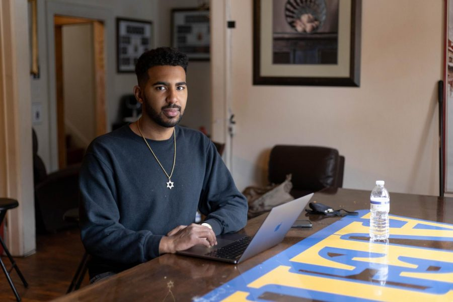 Aaron Carpenter, a senior double major in Biology and Psychology, said he does not like the idea of online classes, as he has ADHD and the format is not conducive to his learning style.