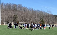 """Nearly 40 soccer players came out on Saturday to try out for a spot on Appalachian FC's final roster at the Ted Mackorell Soccer Complex in Boone. """"I am very excited this team was made, I always knew we had potential around here,"""" said Juan Rodriguez, a Boone local who tried out for the team."""