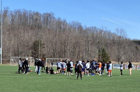 """Nearly 40 soccer players came out on Saturday to try out for a spot on Appalachian FCs final roster at the Ted Mackorell Soccer Complex in Boone. """"I am very excited this team was made, I always knew we had potential around here,"""" said Juan Rodriguez, a Boone local who tried out for the team."""