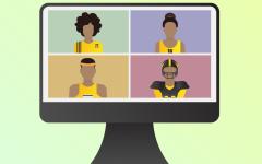 App State's Black Student Athlete Association hosted a Zoom webinar last week, entitled