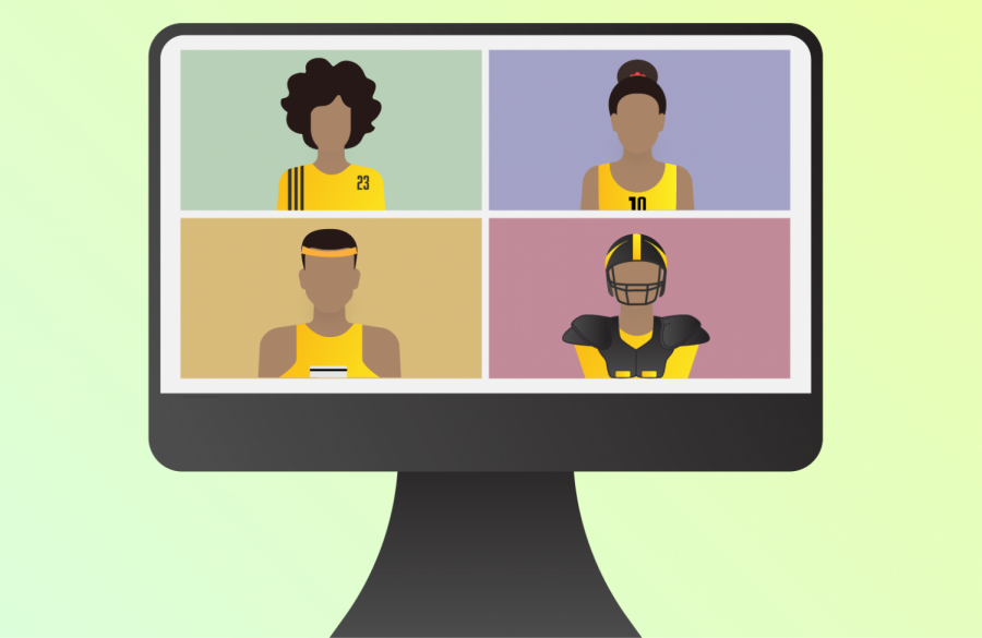 App State's Black Student Athlete Association hosted a Zoom webinar last week, entitled