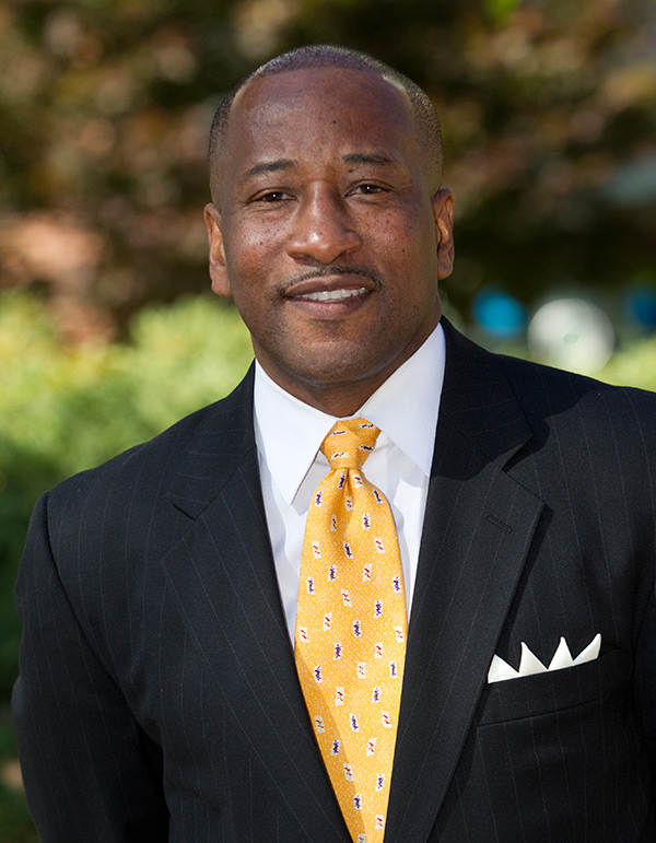 Willie Fleming graduated from App State in 1980 with a bachelors in art education and later obtained a masters in student development in 1984. He has worked to promote diversity and inclusion at the university since.