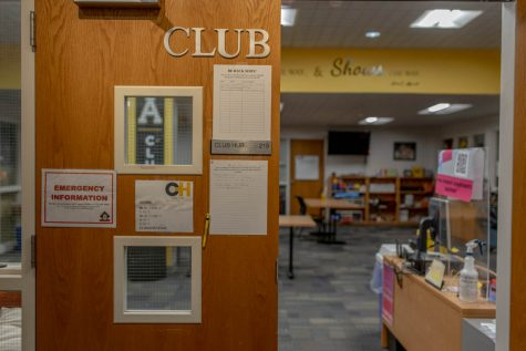 Club Hub on the second floor of the Plemmons Student Union oversees rooms for several organizations at App State such as the Black Student Association and Latin-Hispanic Alliance, however Asian Student Association has not been able to commandeer a space.