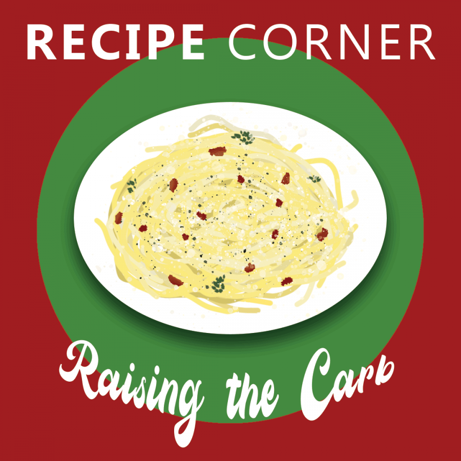 Recipe Corner: Raising the Carb